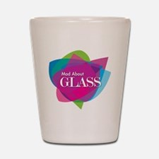 MADABOUTWhite Shot Glass