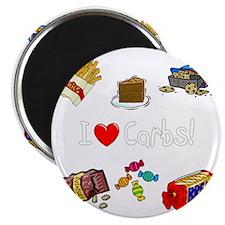 carbs-drk Magnet