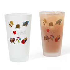 carbs-drk Drinking Glass