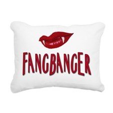 fangbanger Rectangular Canvas Pillow