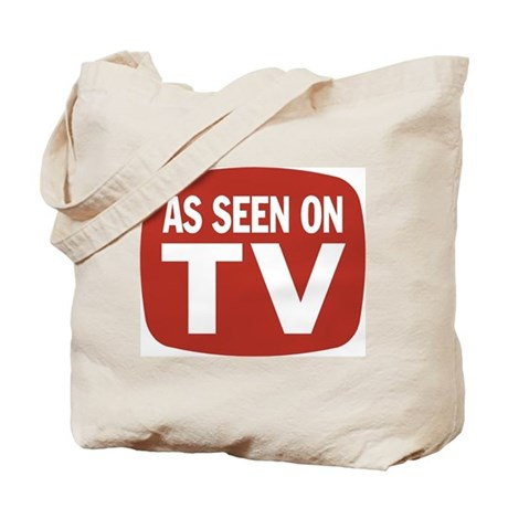 AS SEEN ON TV Tote Bag