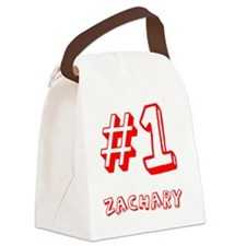 zachary Canvas Lunch Bag