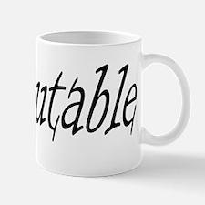 Disreputable Mug