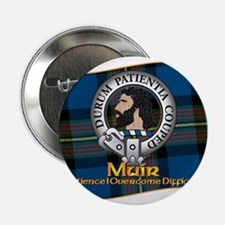 "Muir Clan 2.25"" Button"