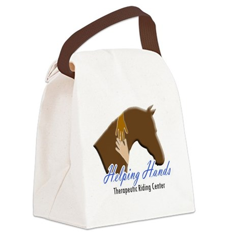 HHTRC Logo Canvas Lunch Bag