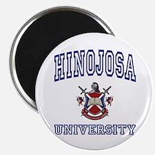 """HINOJOSA University 2.25"""" Magnet (100 pack)"""