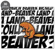 LAND BEAVER Puzzle