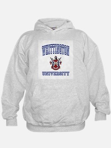 WHITTINGTON University Hoodie