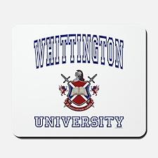 WHITTINGTON University Mousepad