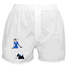 Renee and Scotty Boxer Shorts