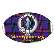 Montgomery Clan Decal