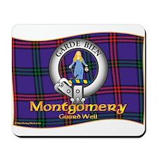 Montgomery Clan Mousepad