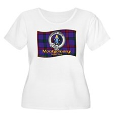 Montgomery Clan Plus Size T-Shirt