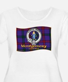 Montgomery Clan Plus Size T-Shirt