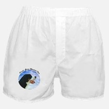 Swissy Clouds Boxer Shorts
