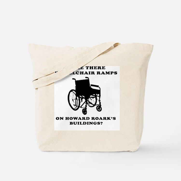 ROARKbig2 Tote Bag