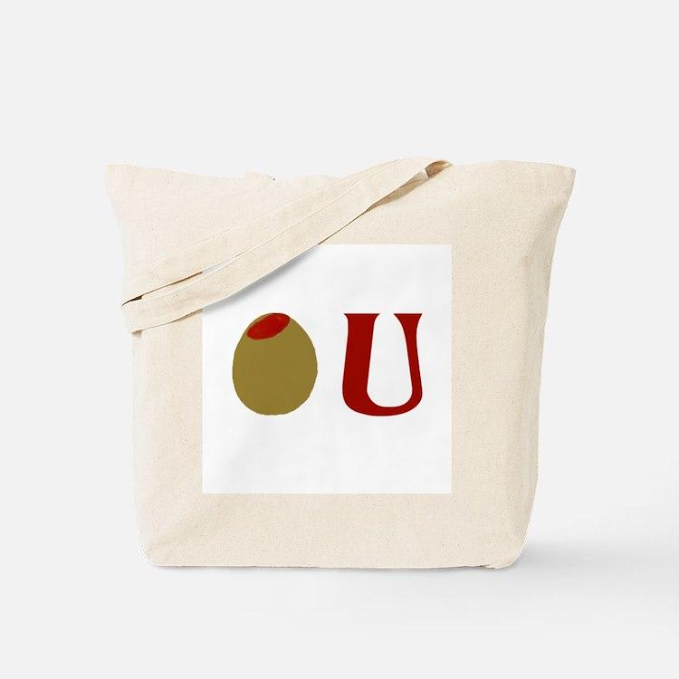 Olive U Tote Bag