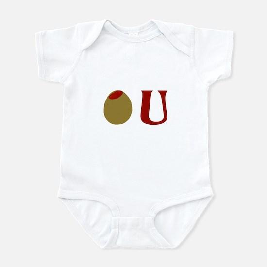Olive U Infant Bodysuit