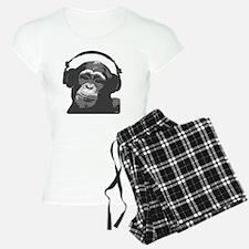 DJ MONKEY light grey Pajamas