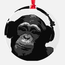 DJ MONKEY Ornament