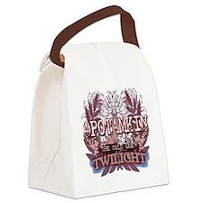 Twilight Apotamkin Blue Canvas Lunch Bag