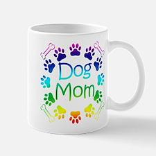 """""""Dog Mom"""" Mug"""