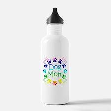 """Dog Mom"" Water Bottle"