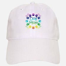 """Dog Mom"" Baseball Baseball Cap"