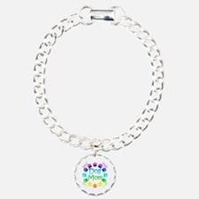 """""""Dog Mom"""" Bracelet"""