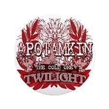 """Twilight Apotamkin Red 3.5"""" Button"""