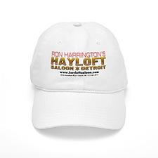 Hayloft_2010Logo_onwhite Baseball Cap