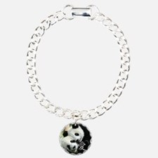 Chinese Love Little Pand Bracelet