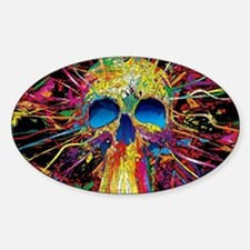 Color Skull Decal