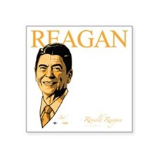"FQ-05-D_Reagan-Final Square Sticker 3"" x 3"""