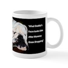 Daddy's Face Mug