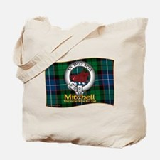 Mitchell Clan Tote Bag
