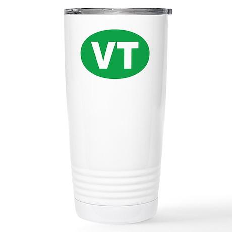 VT Stainless Steel Travel Mug
