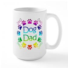 """""""Dog Dad"""" Mug"""