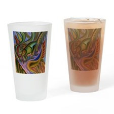 Valley Cat 18 Drinking Glass