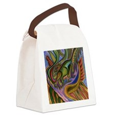 Valley Cat 18 Canvas Lunch Bag