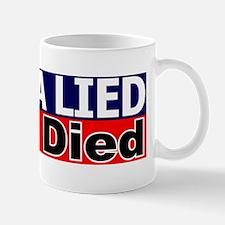 8-obama-lied-jobs-died Mug