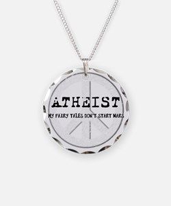 10x10_apparel_atheistpeace_w Necklace