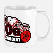 Skull Doggy Mug