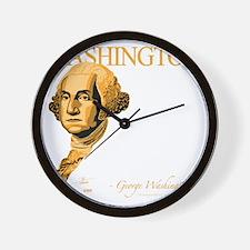 FQ-10-D_Washington-Fin Wall Clock