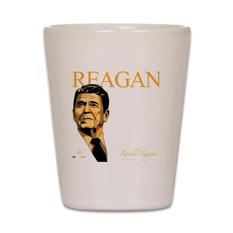 FQ-11-D_Reagan-Final Shot Glass