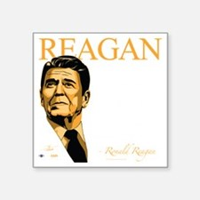 "FQ-11-D_Reagan-Final Square Sticker 3"" x 3"""