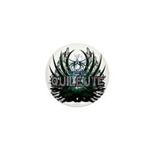 Twilight Quileute Green Mini Button