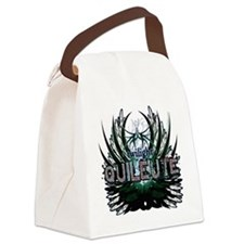 Twilight Quileute Green Canvas Lunch Bag