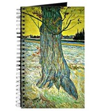 Van Gogh - Trunk of an Old Yew Tree Journal
