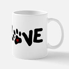 Love (pets) Mug Mugs